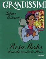 Copertina dell'audiolibro Rosa Parks il NO che cambiò la storia