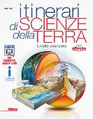 Copertina dell'audiolibro Itinerari di scienze della terra – livello avanzato