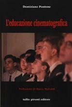 Copertina dell'audiolibro L'educazione cinematografica di PONTONE, Domiziano