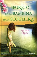 Copertina dell'audiolibro Il segreto della bambina sulla scogliera di RILEY, Lucinda