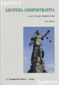 Copertina dell'audiolibro Giustizia amministrativa