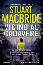 Copertina dell'audiolibro Vicino al cadavere di MacBRIDE, Stuart