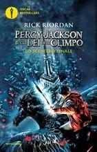 Copertina Percy Jackson e gli dei dell'Olimpo – Lo scontro finale vol.5