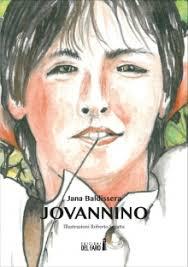 Copertina dell'audiolibro Jovannino