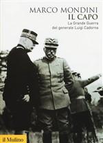 Copertina dell'audiolibro Il Capo: la Grande Guerra del generale Luigi Cadorna