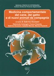 Copertina dell'audiolibro Medicina comportamentale del cane, del gatto e di nuovi animali da compagnia
