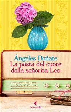 Copertina dell'audiolibro La posta del cuore  della señorita Leo di DOÑATE, Ángela