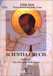 Copertina dell'audiolibro Scientia Crucis – studio su S. Giovanni della Croce