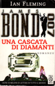 Copertina James Bond 007 – Una cascata di diamanti