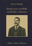 Copertina Storia vera e terribile tra Sicilia e America