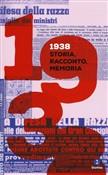 Copertina 1938 storia, racconto, memoria