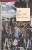 Copertina Padri e figli nell'Europa medievale e moderna