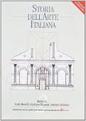 Copertina Storia dell'arte italiana vol. 2