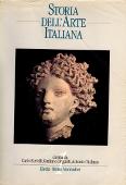 Copertina Storia dell'arte italiana vol. 1