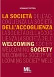 Copertina La società dell'accoglienza – Welcoming society