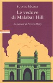 Copertina dell'audiolibro Le vedove di Malabar Hill