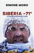 Copertina Siberia -71°. Là dove gli uomini amano il freddo