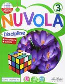 Copertina dell'audiolibro Nuvola 3 – Scienze di COSTA, E. - DONISELLI, L. - TAINO, A.