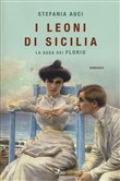 Copertina dell'audiolibro I leoni di Sicilia – La saga dei Florio