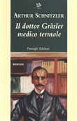 Copertina dell'audiolibro Il dottor Grasler – medico termale di SCHNITZLER, Arthur