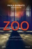 Copertina dell'audiolibro Zoo di BARBATO, Paola