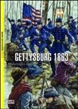 Copertina dell'audiolibro Gettysburg 1863. La battaglia decisiva della Guerra Civile americana