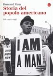 Copertina dell'audiolibro Storia del popolo americano – Dal 1492 a oggi
