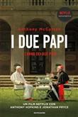 Copertina dell'audiolibro L'anno dei due papi. Francesco e Benedetto e la rinuncia che ha scosso il mondo