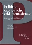 Copertina dell'audiolibro Politiche economiche e crisi internazionale