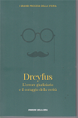 Copertina dell'audiolibro Dreyfus. L'errore giudiziario e il coraggio della verità