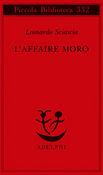 Copertina L'affaire Moro