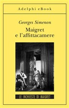 Copertina Maigret e l'affittacamere