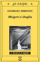 Copertina dell'audiolibro Maigret si sbaglia