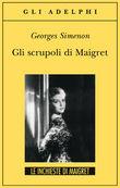Copertina Gli scrupoli di Maigret