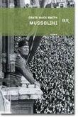 Copertina dell'audiolibro Mussolini