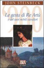 Copertina dell'audiolibro Le gesta di re Artù e dei suoi nobili cavalieri