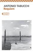 Copertina dell'audiolibro Requiem di TABUCCHI, Antonio