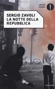 Copertina dell'audiolibro La notte della repubblica di ZAVOLI, Sergio