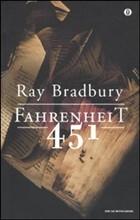 Copertina dell'audiolibro Fahrenheit 451 di BRADBURY, Ray