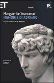 Copertina dell'audiolibro Le memorie di Adriano