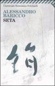Copertina dell'audiolibro Seta