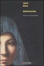 Copertina dell'audiolibro Annunciazione
