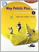 Copertina dell'audiolibro Corso di inglese 1. Ed. piuma di Way points