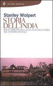Copertina dell'audiolibro Storia dell'India: dalle origini della cultura dell'Indo alla storia di oggi