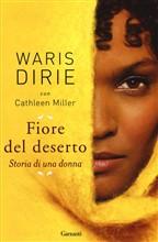 Copertina Fiore del deserto – Storia di una donna