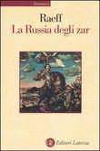 Copertina La Russia degli zar