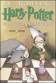 Copertina Harry Potter e la pietra filosofale (Vol. 1)