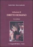 Copertina dell'audiolibro Istituzioni di diritto romano