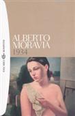 Copertina dell'audiolibro 1934 di MORAVIA, Alberto