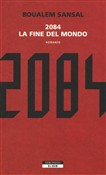 Copertina dell'audiolibro 2084 la fine del mondo di SANSAL, Boualem